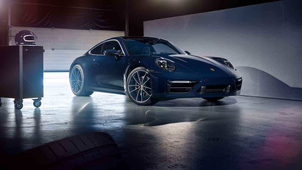 Porsche 911 Belgian Legend Edition 1