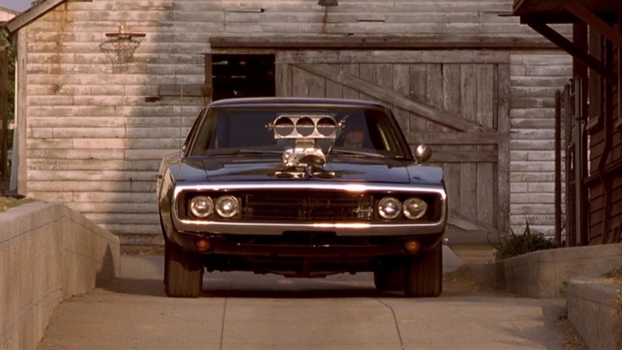The Fast and the Furious Dodge Charger (1)