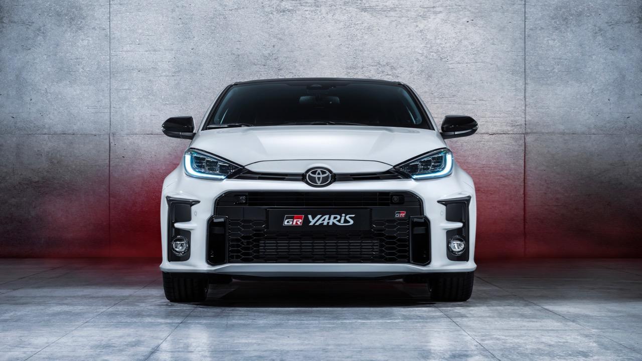 Toyota GR Yaris – 5