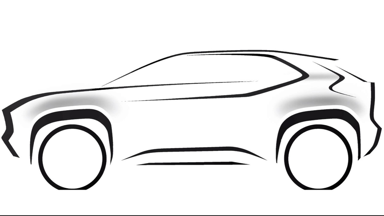Toyota SUV base Yaris – 1