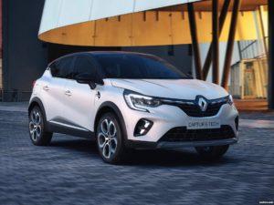 Renault Captur E-Tech 2020