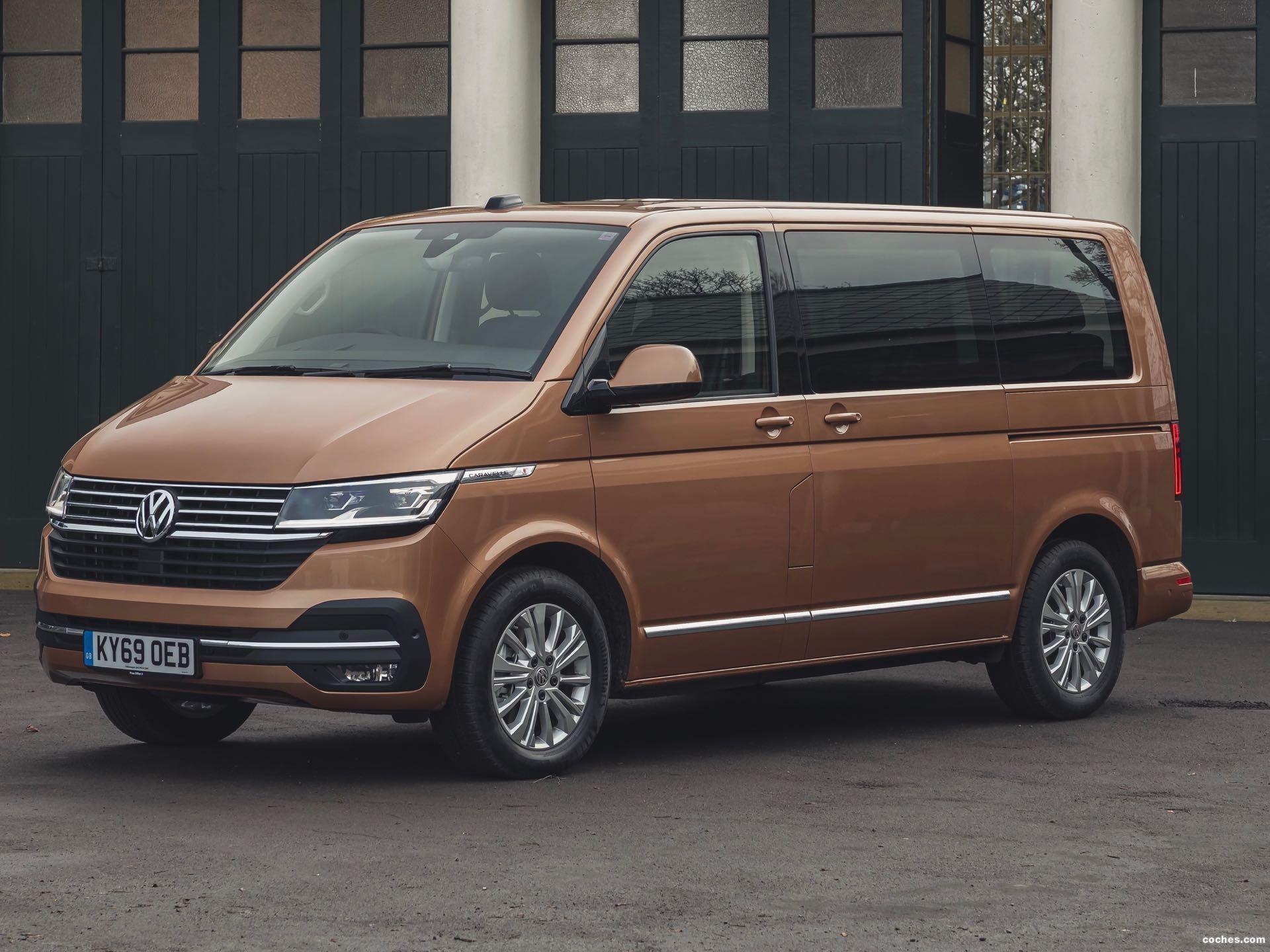 Volkswagen Caravelle 2020 UK