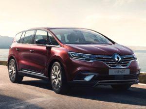 Renault Espace Initiale Paris 2020
