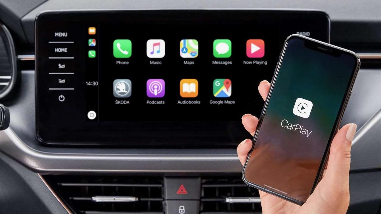 Apple CarPlay – 1