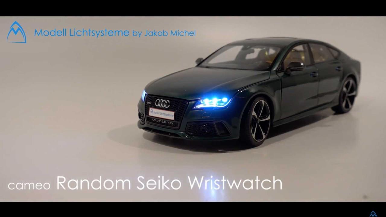 Audi RS7 Maqueta (2)