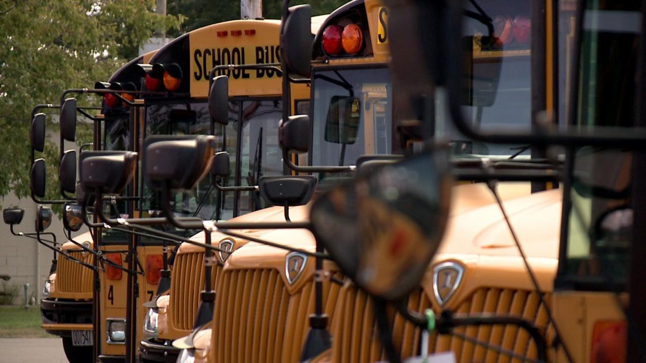 Autobus Escolar Estados Unidos