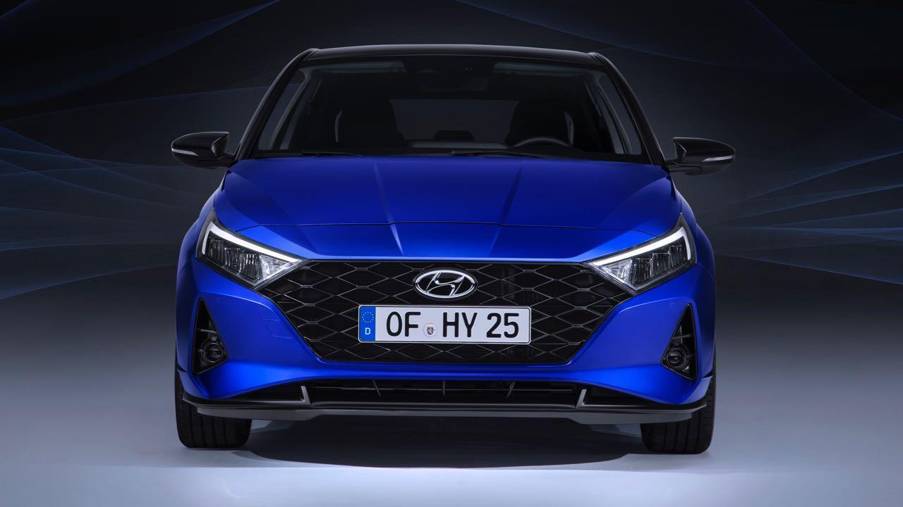 Hyundai i20 2020 – 1