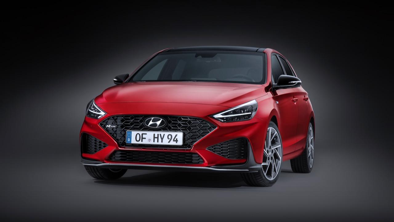 Hyundai i30 2020 – 2