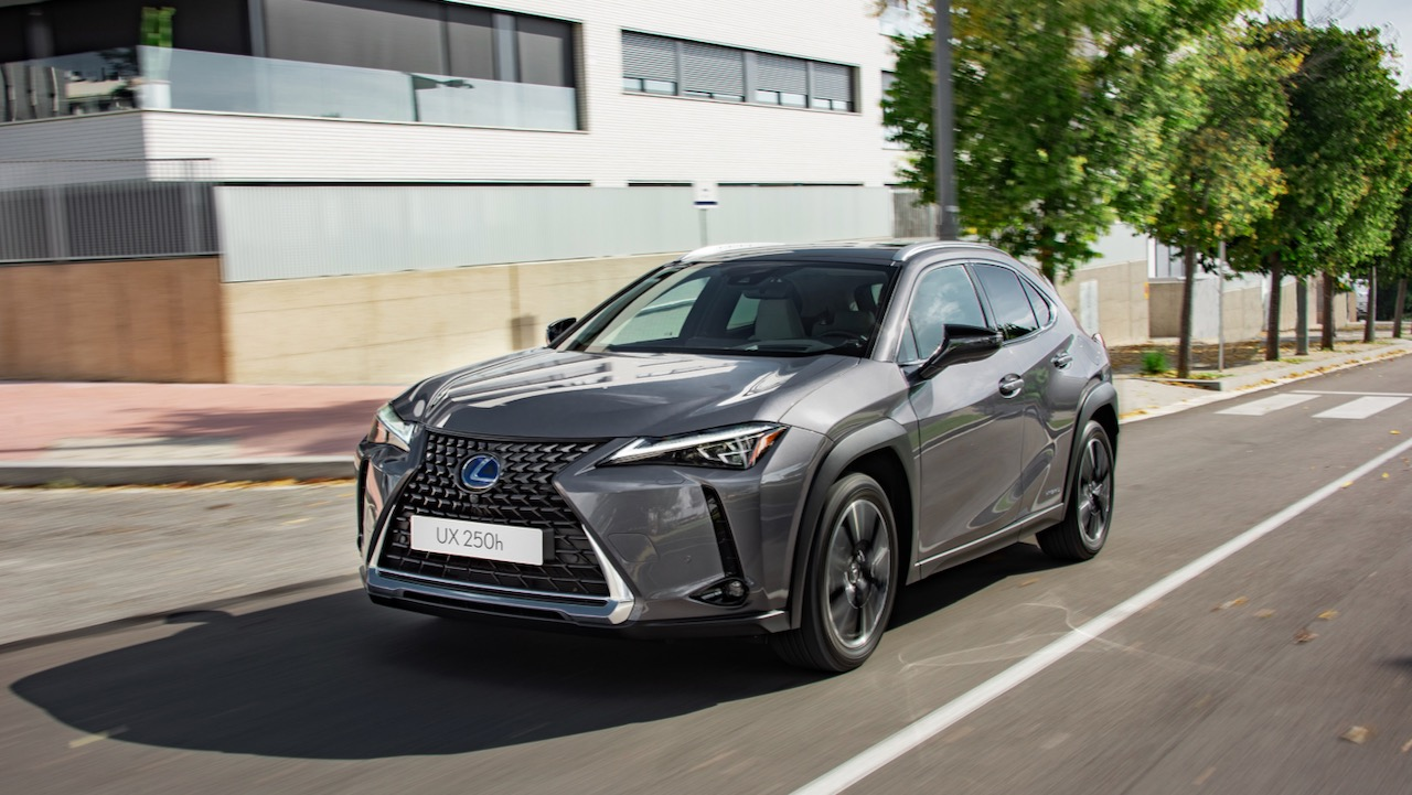Lexus UX 250h Executive Plus – 1