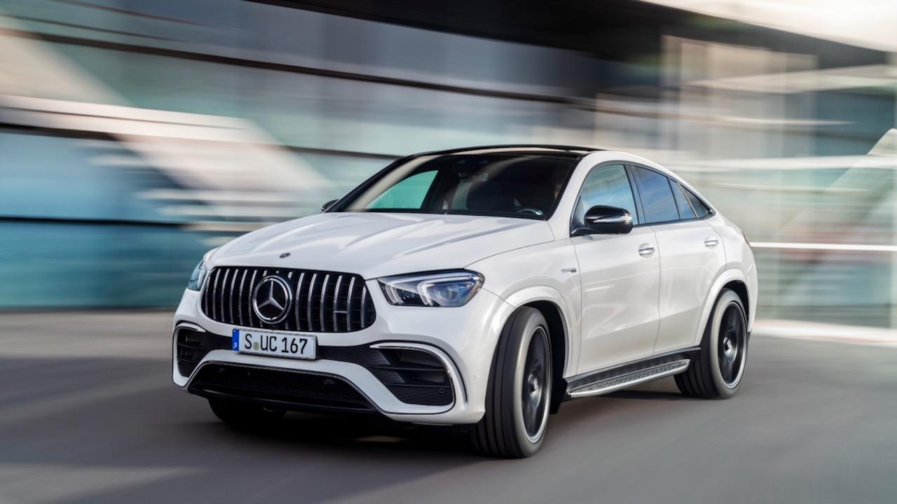 Mercedes-AMG GLE 63 S 4MATIC+ Coupé, C167, 2020