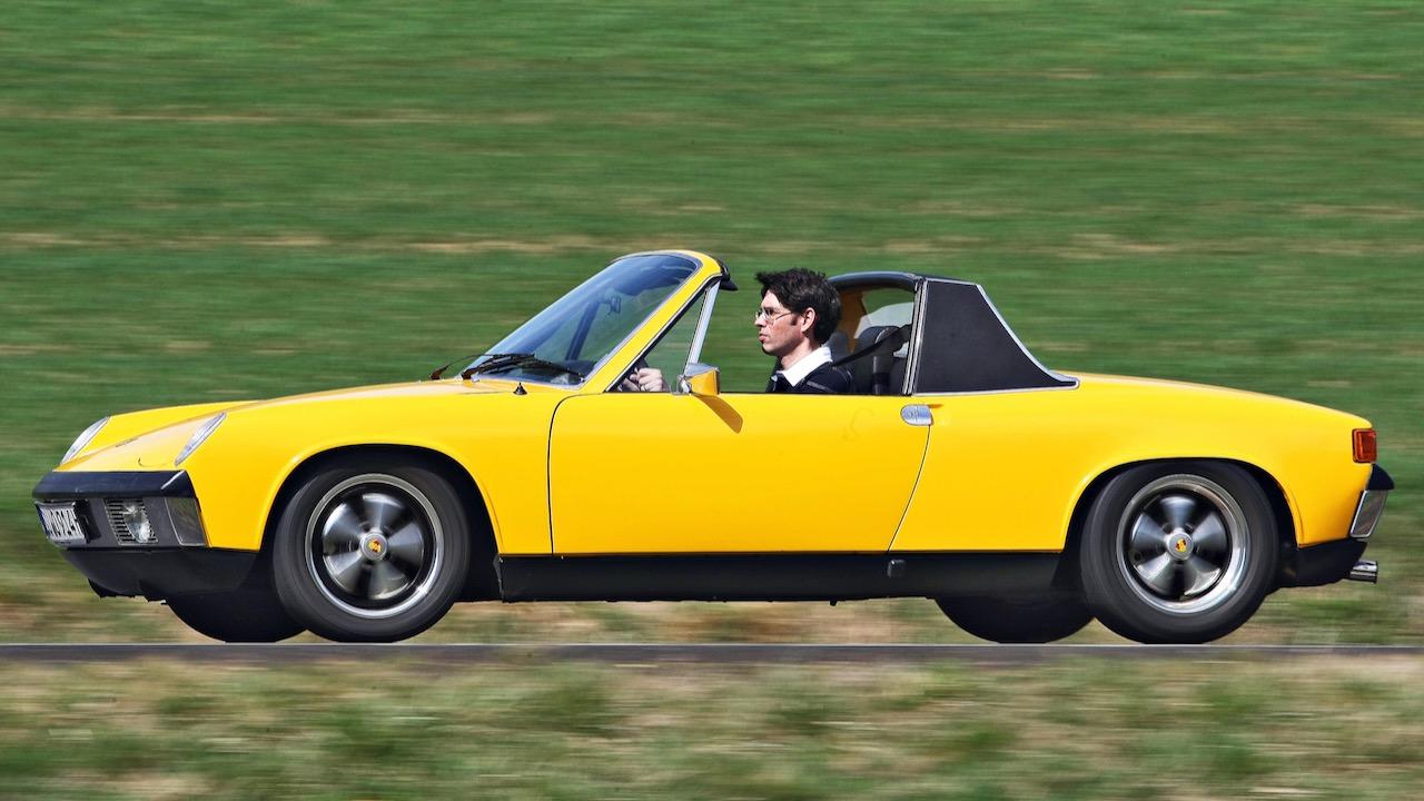 Porsche 914 – 1
