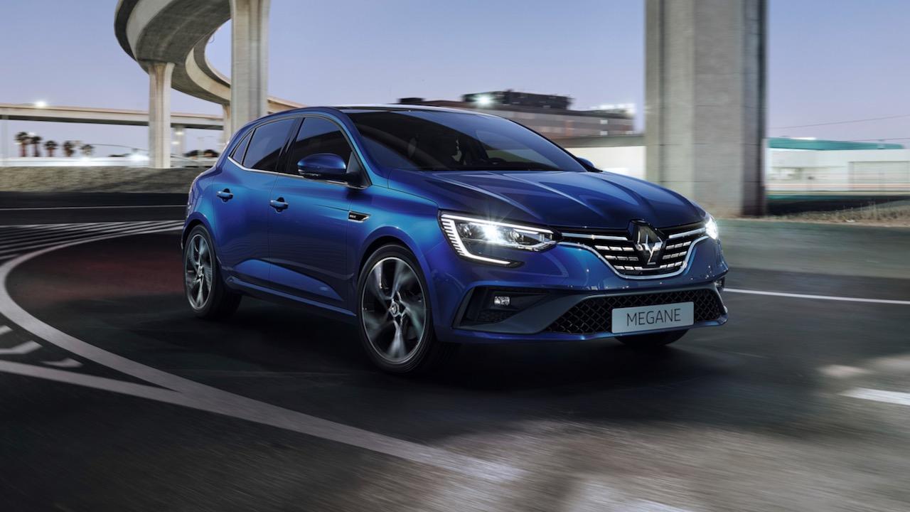 2020 – Nouvelle Renault MEGANE R.S. Line