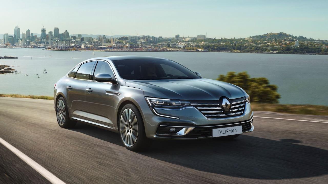 Renault Talisman 2020 – 3