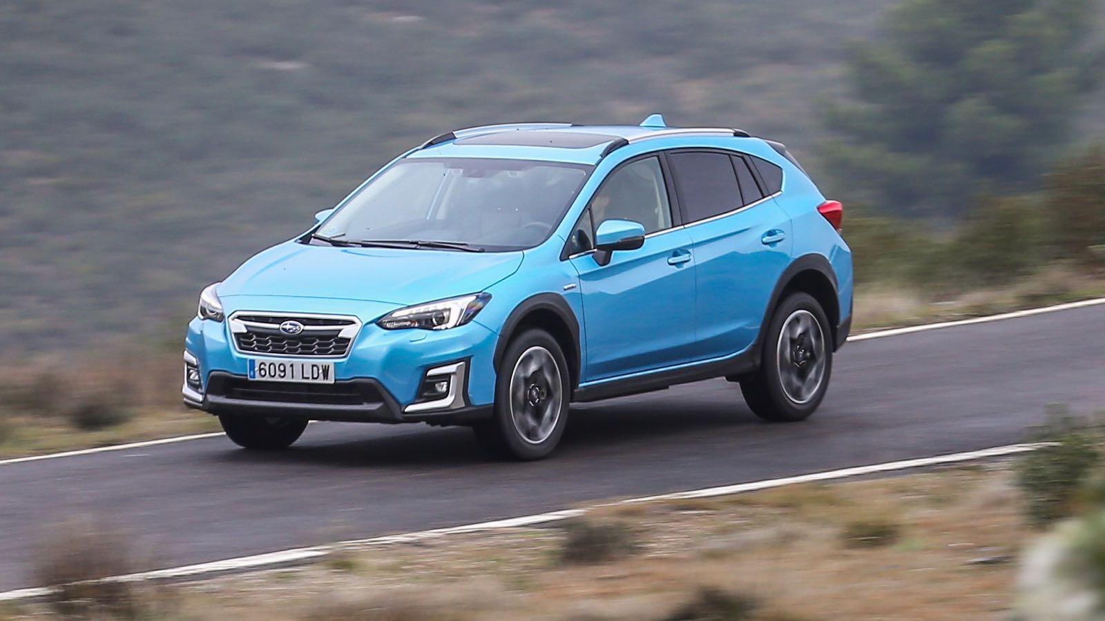 Subaru XV Eco Hybrid prueba – 22