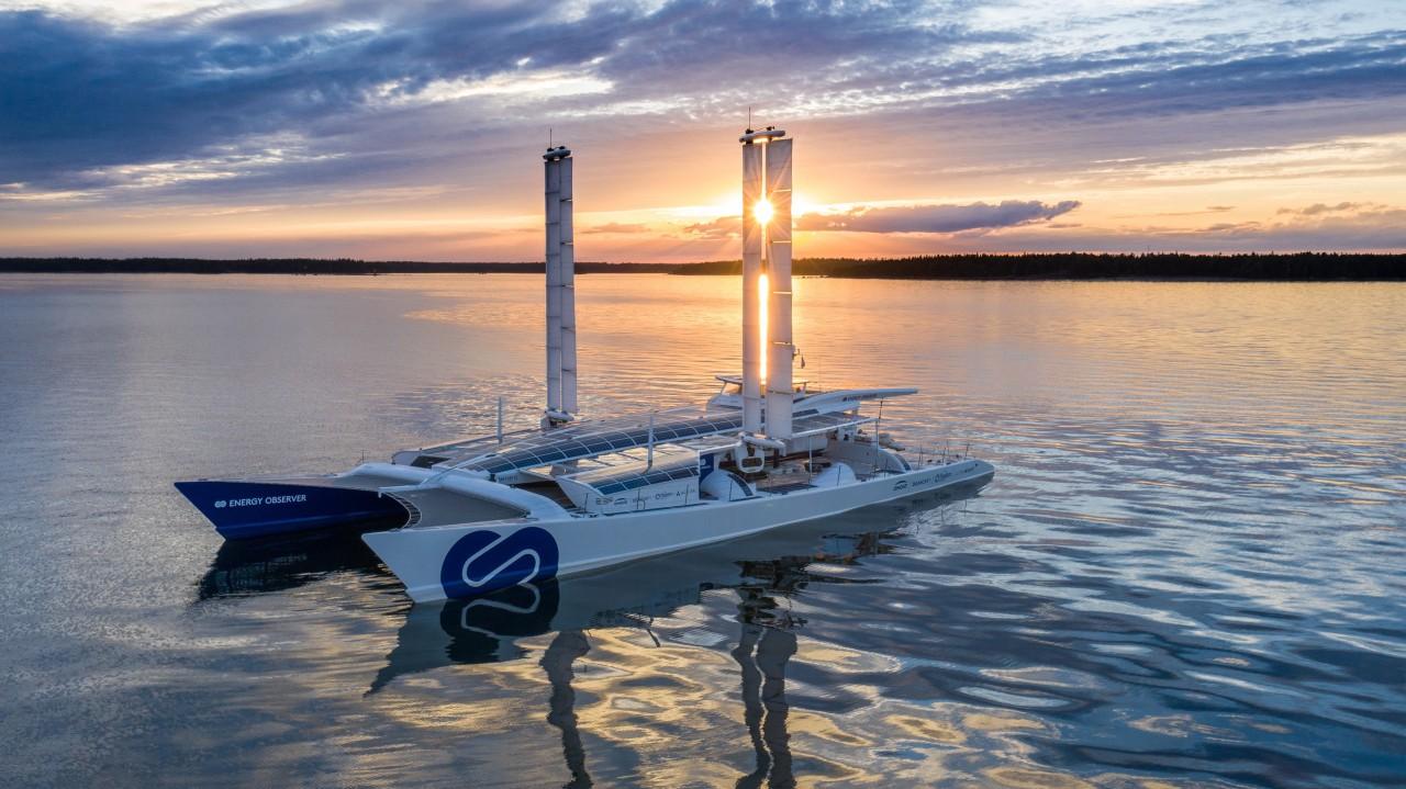 Toyota Energy Observer – Catamaran de Hidrogeno 2020 (2)