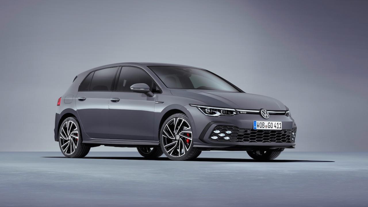 Volkswagen Golf GTD 2020 – 11