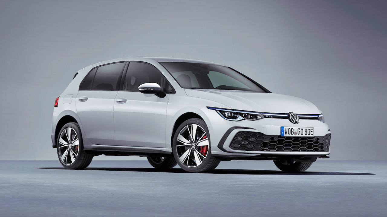 Volkswagen Golf GTE 2020 – 9