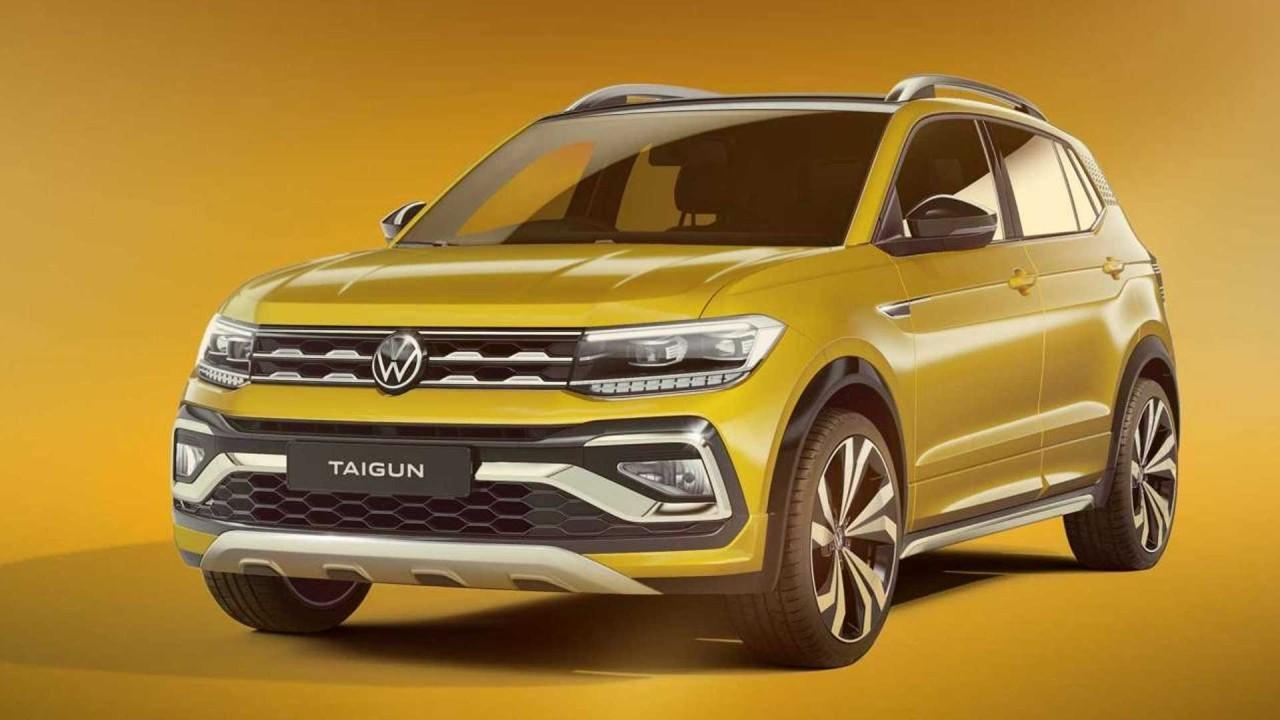 Volkswagen Taigun 4