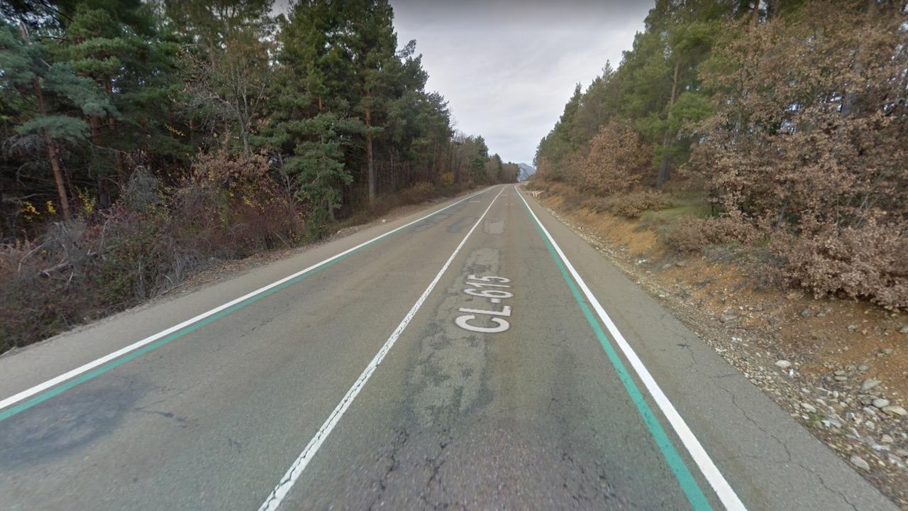 lineas verdes carretera – 1