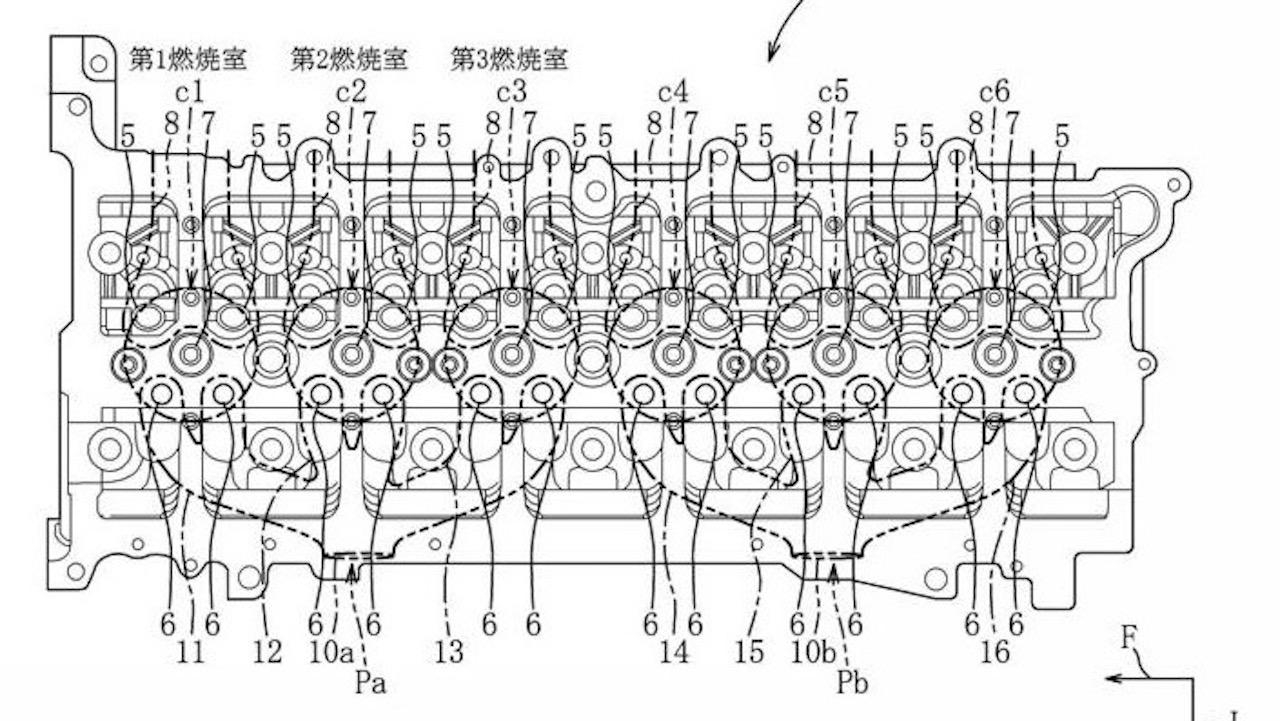 patentes Mazda – 4