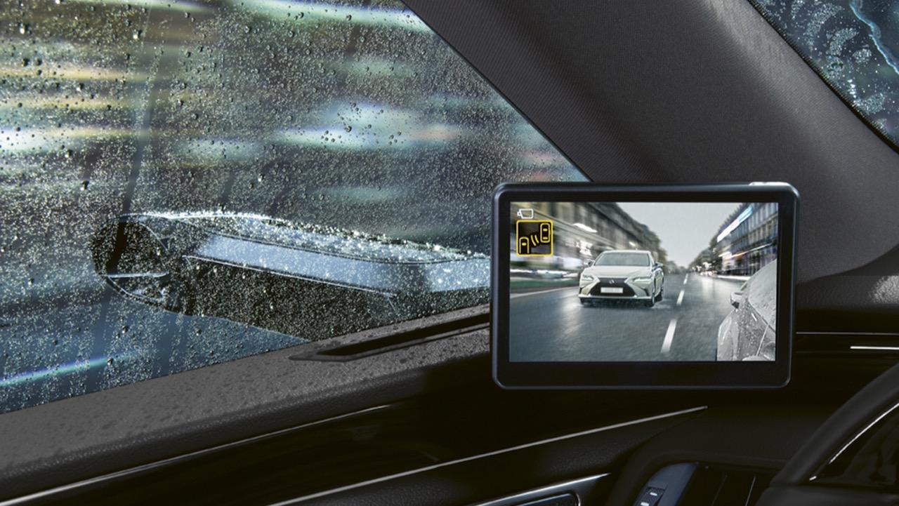 reotrovisores digitales Lexus ES – 2