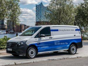 Mercedes eVito Furgón 2020