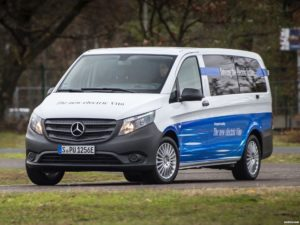 Mercedes eVito Combi 2020