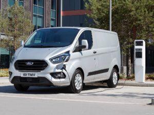 Ford Transit Custom PHEV LWB 2020