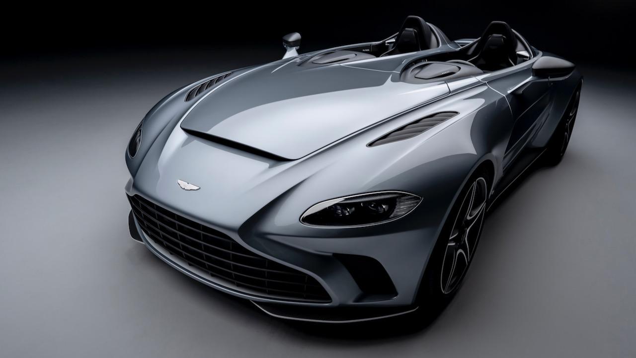 Aston Martin V12 Speedster – 6