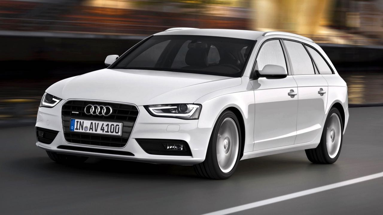 Audi A4 Avant 2012 – 8