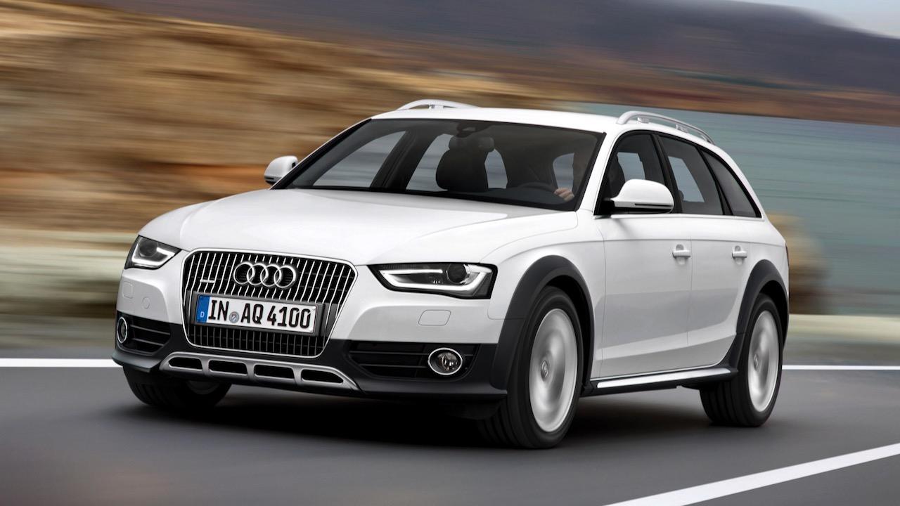 Audi A4 allroad 2012 – 15