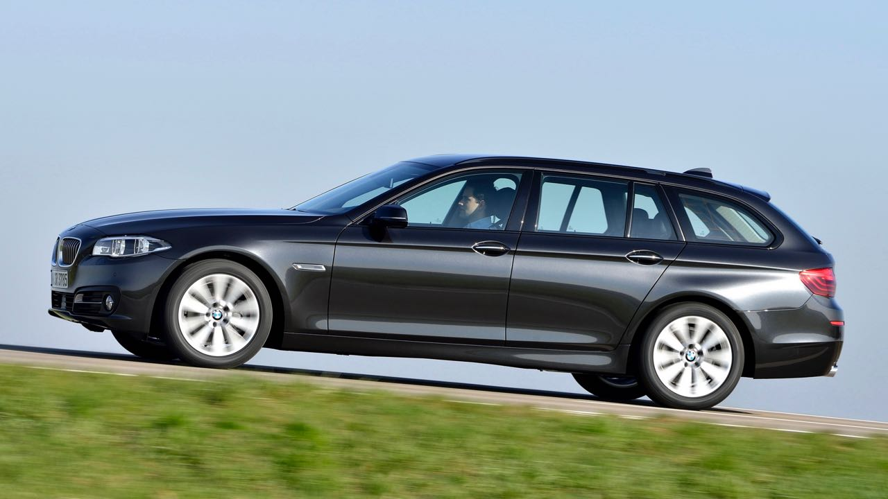 BMW Serie 5 Touring 2013 – 9