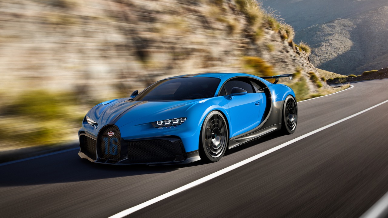 Bugatti Chiron Pur Sport – 7