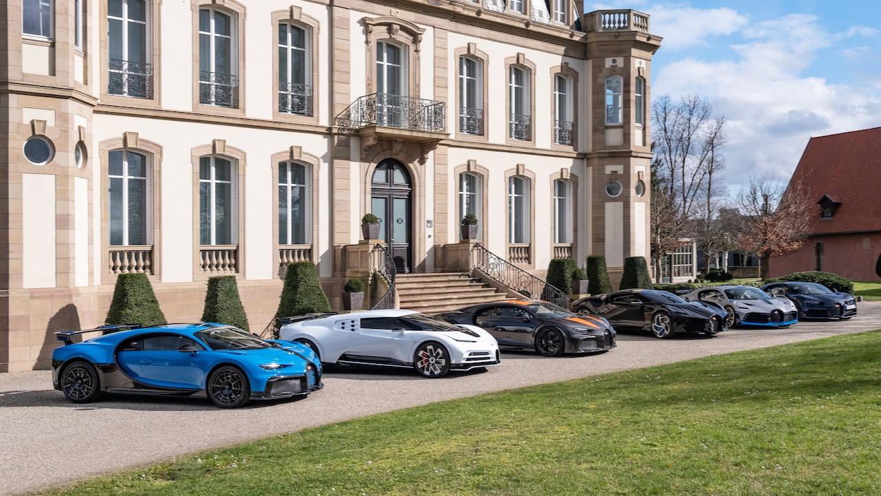 Bugatti reunion – 1