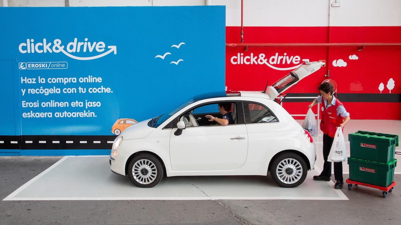CLICK & DRIVE EROSKI