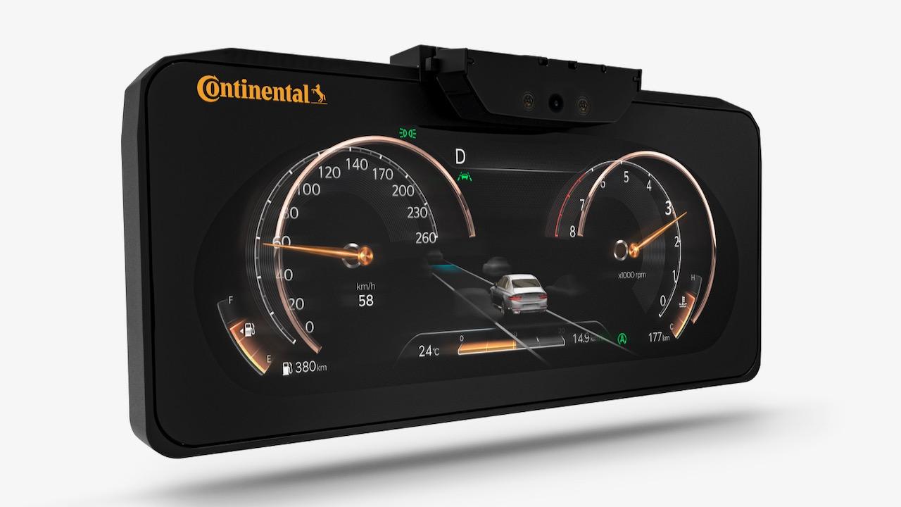 Continental instrumentacion digital – 1