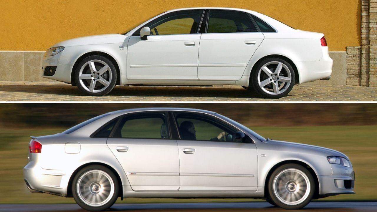 Seat Exeo Vs Audi A4 B7 Dos Almas Gemelas