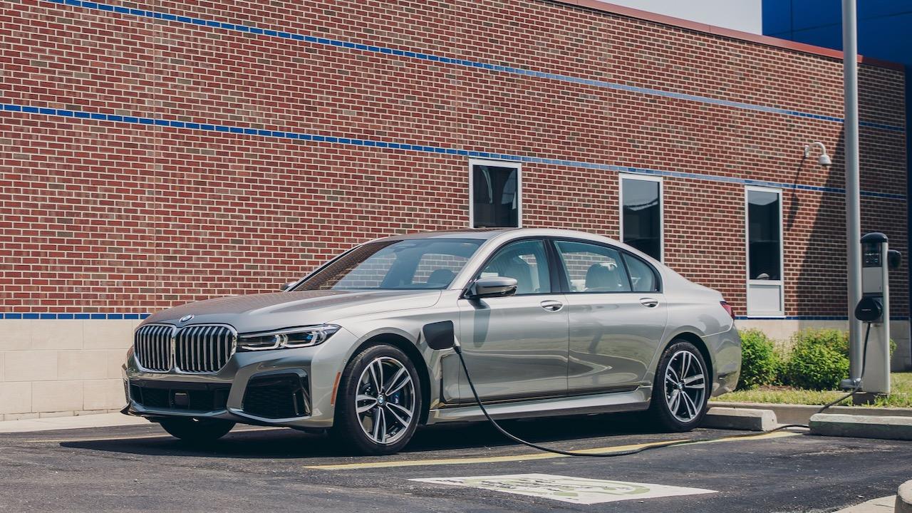 Futuro BMW Serie 7 electrico – 2
