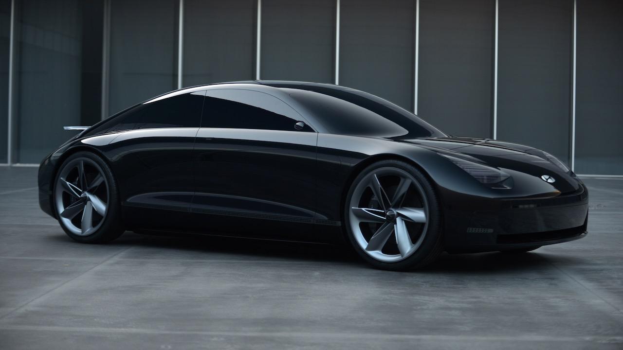 Hyundai Prophecy Concept – 15