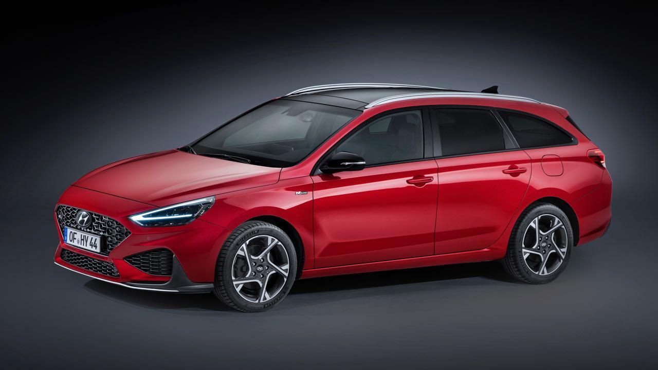 Hyundai i30 CW 2020 – 4