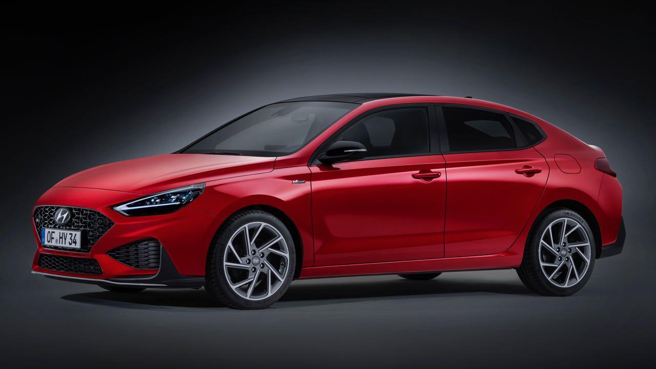 Hyundai i30 Fastback 2020 – 4