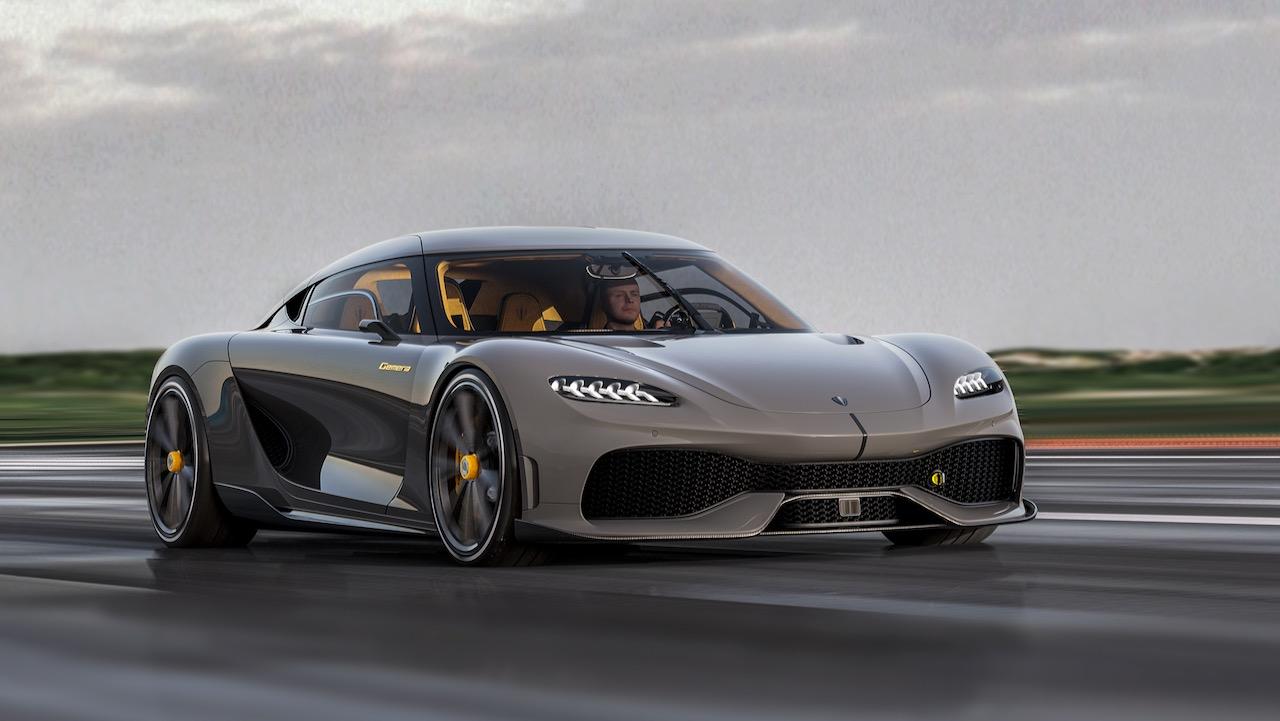 Koenigsegg Gemera 2020 – 20