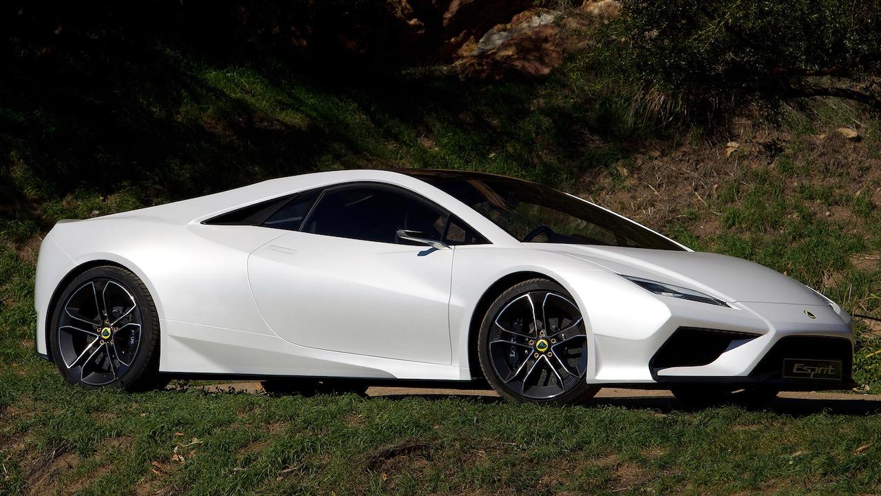 Lotus Esprit Concept – 2