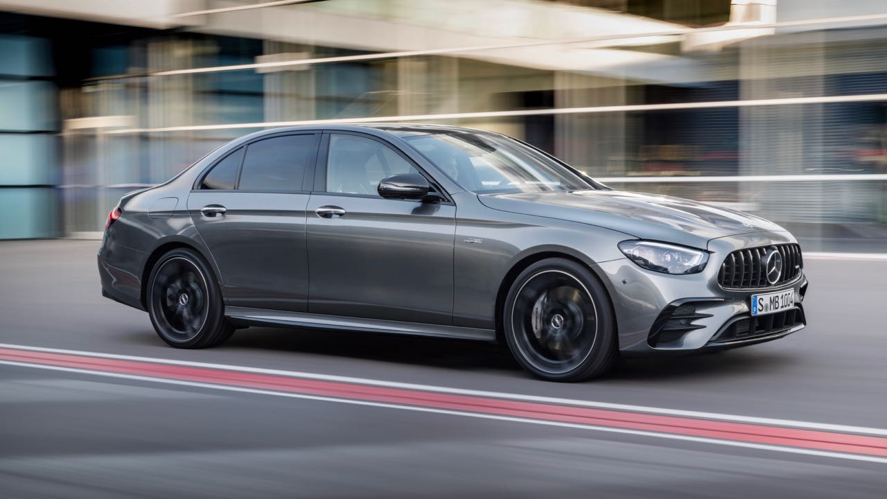 Mercedes-AMG E 53 2020