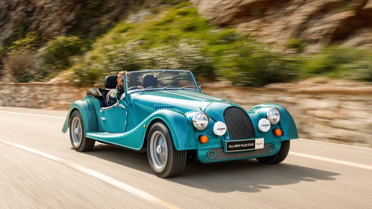 Morgan Plus Four 2020 – 15