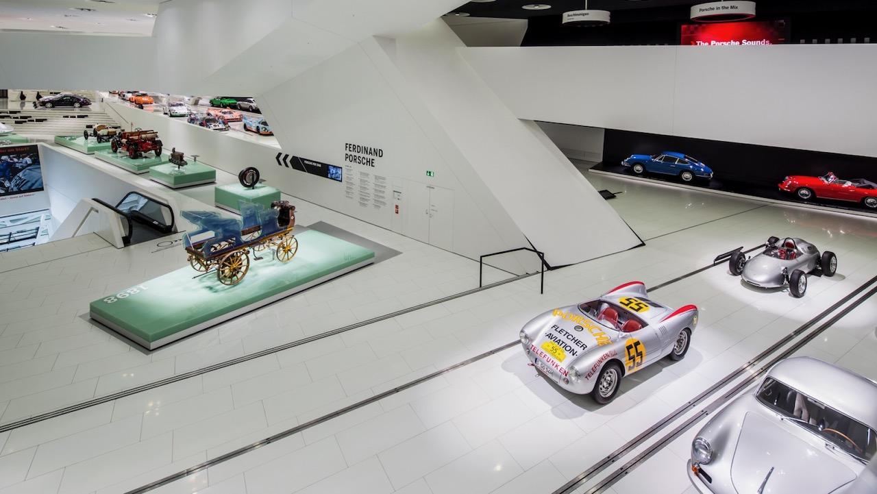 Museo Porsche – 1