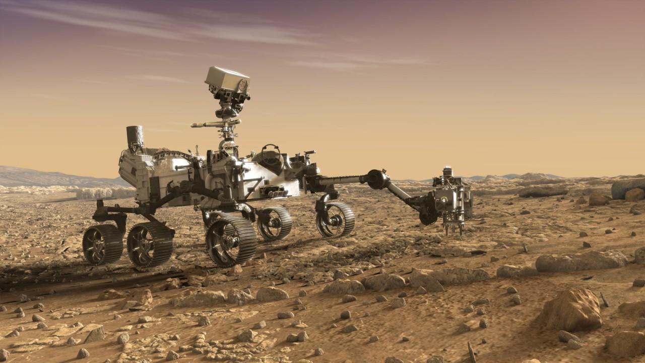 Perseverance – Rover Marte 2020 NASA (1)