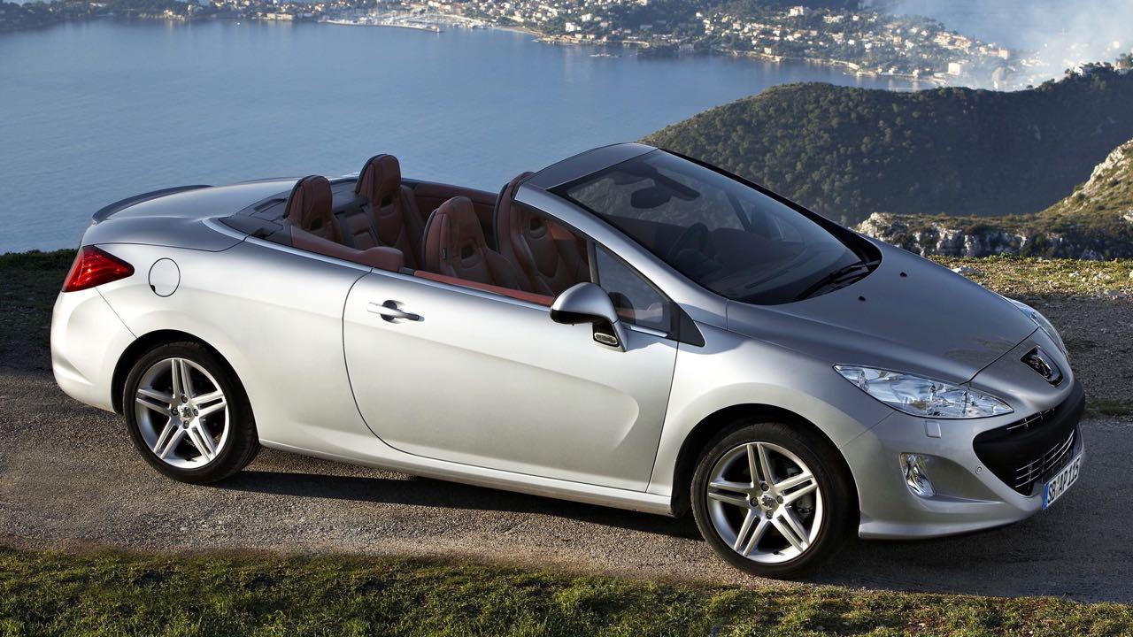 Peugeot 308 CC 2009 – 19
