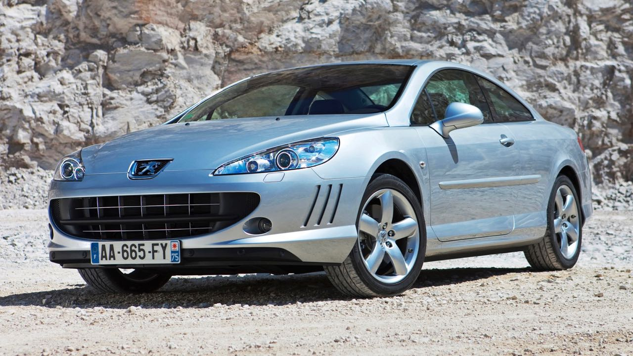 Peugeot 407 Coupe 2008 – 5