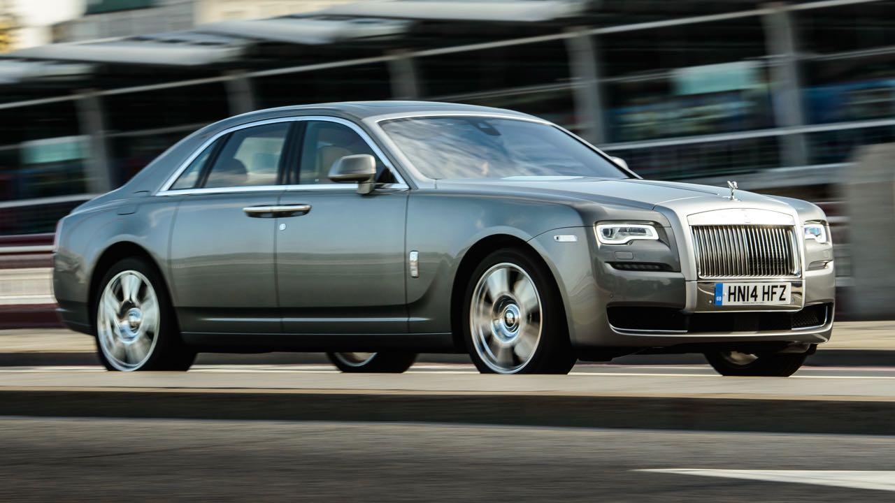 Rolls-Royce Ghost 2014 – 6